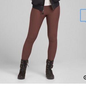 Damaris Legging in Cocoa PRANA SIZE XS
